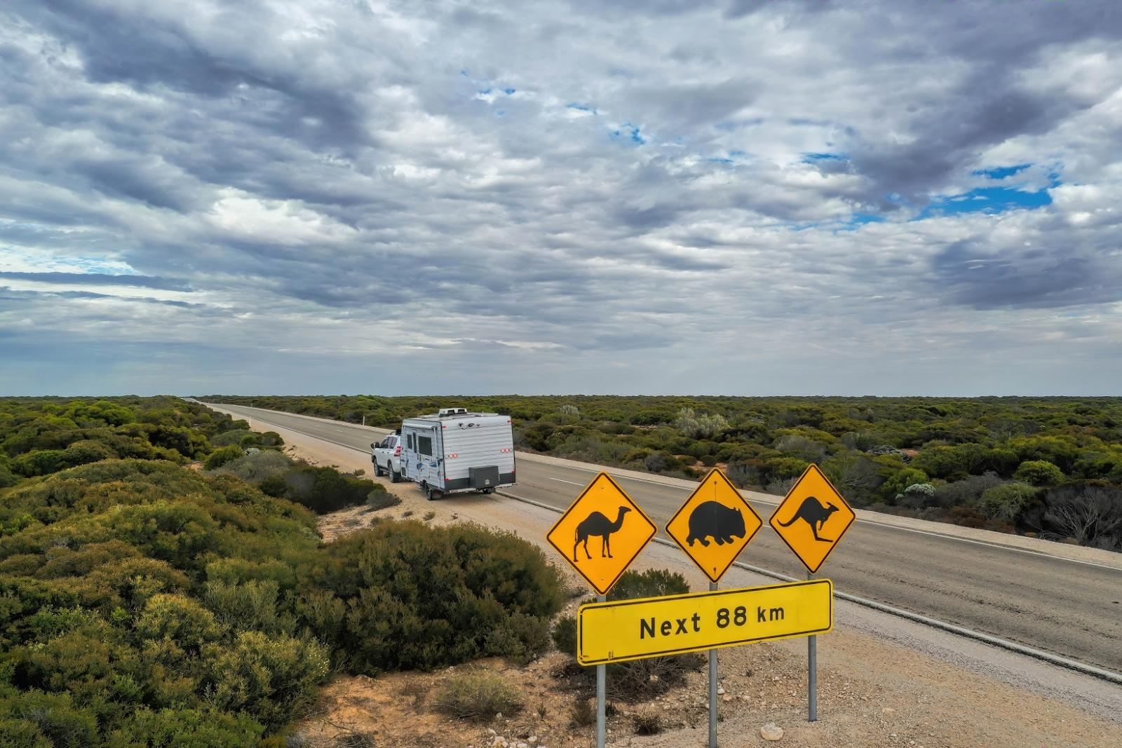 More Australians are interested in exploring their own backyard with a caravan, thanks to the nation's successful handling of COVID-19