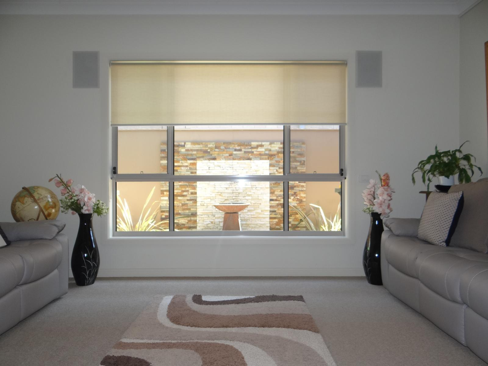 Being able to look out through windows from a seat is a good idea Picture credit: Livable Housing Australia